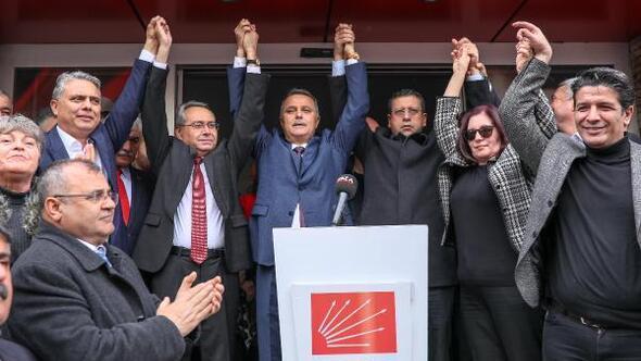 CHP Antalyada devir teslim
