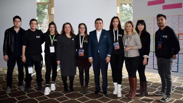 AÜde Erasmus toplantısı
