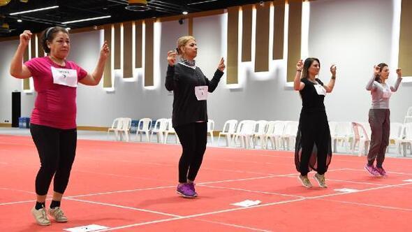 Konyaaltı Belediyesi Halk Oyunları Topluluğu kuruldu