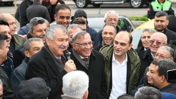 Yeşiloba ve Dağlıoğlu mahallelerine yeni asfalt