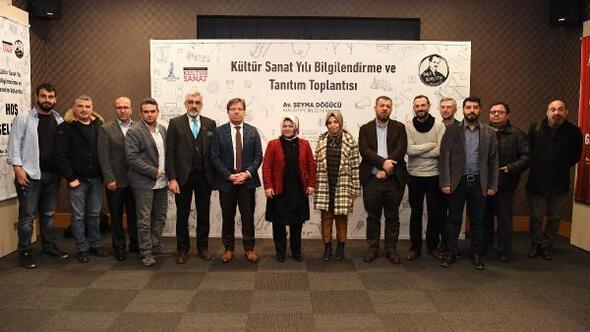 """Sancaktepe Belediyesi, """"Ömer Seyfettin Kültür Sanat Yılı'nın"""" tanıtımını yaptı"""