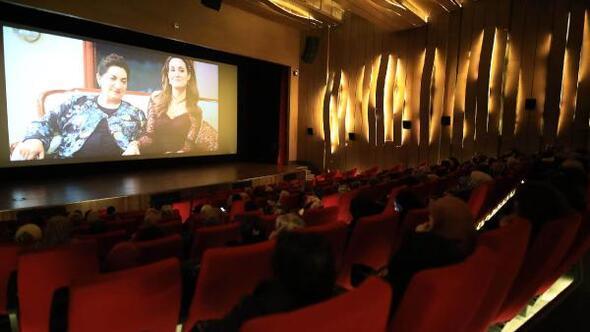 Kadın Meclisinden 500 kadına sinema keyfi