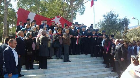 Karacasuya Şehitler Anıtı