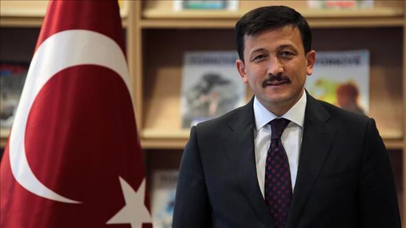 """Hamza Dağ """"Milletvekillerini ve Büyükşehir Belediye Başkanı'nı bekliyoruz"""""""