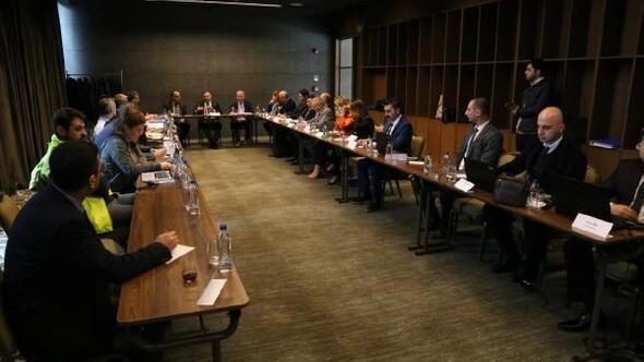 AIPH Denetleme Kurulu EXPO 2021 için Hatay'da