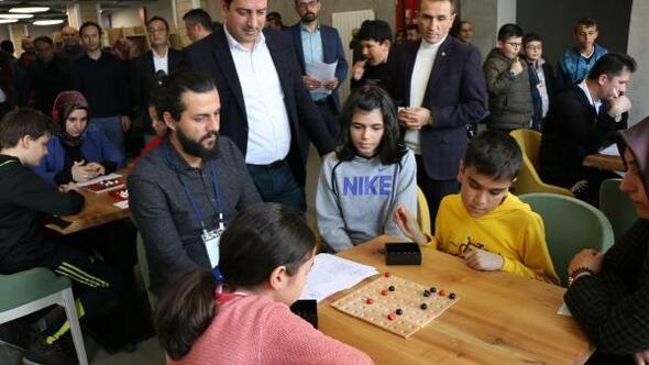 Türkiye Akıl ve Zeka Oyunları Sivas finalleri gerçekleştirildi