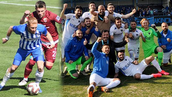 2. ve 3. Lig'de Bursa sesleri