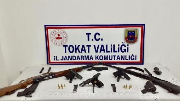 Tokatta silah operasyonu