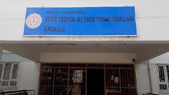 Şehit Ali Emre Fırıncıoğullarının ismi okulda yaşatılacak