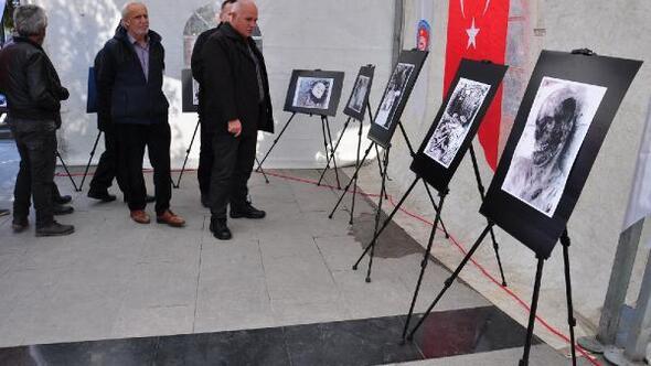 Tokatta Hocalı katliamı fotoğraflarla anlatıldı