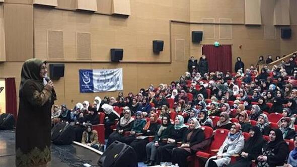 Sivasta hafızlık bir sevdadır konferansı