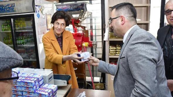 Başkan Erdoğandan Regaip Kandili ziyaretleri