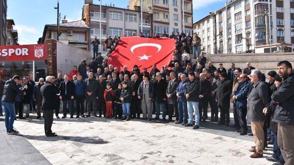 Sivaslı derneklerden İdlip tepkisi