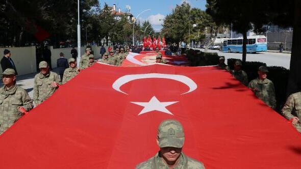 Atatürkün Burdura gelişinin 90ıncı yılı kutlandı