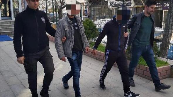 Keşanda hapis cezası bulunan 2 kişi tutuklandı