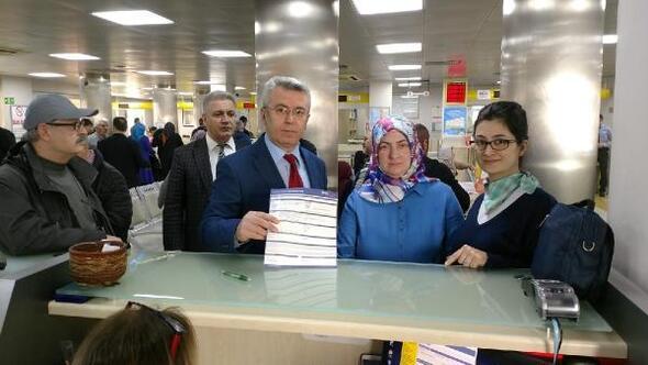 Türkiye Kamu-Sen üyelerinden Mehmetçiğe destek
