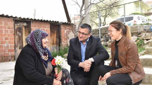 Başkan Öz, Çanlı kadınların gününü kutladı