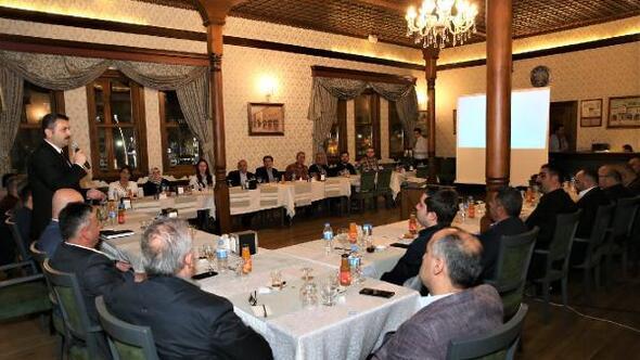 Başkan Eroğlu: Tokat her alanda yeniden küllerinden doğacak