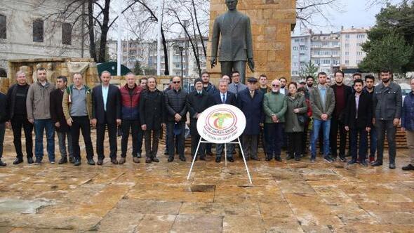 Sivasta 14 Mart Tıp Bayramı kutlandı