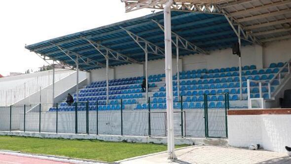Amatör maçlar seyircisiz oynandı