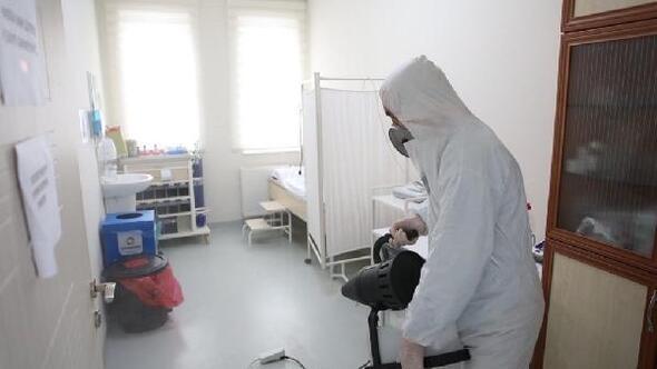 Kocasinanda virüs temizliği sürüyor