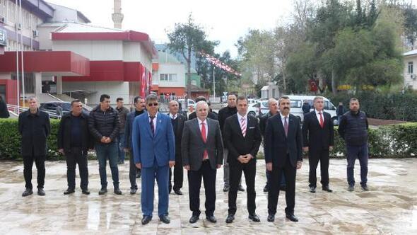 Kozanda 18 Mart Şehitleri Anma Günü ve Çanakkale Zaferi töreni