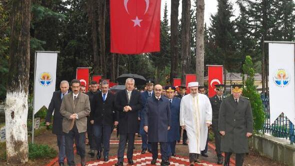Adanada Çanakkale şehitleri törenle anıldı