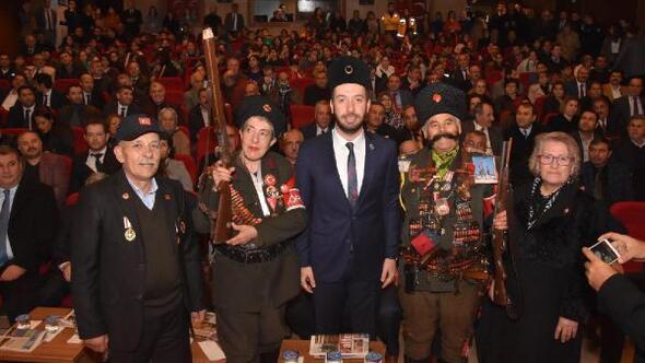 Başkan Aydarın Çanakkale Zaferi mesajı