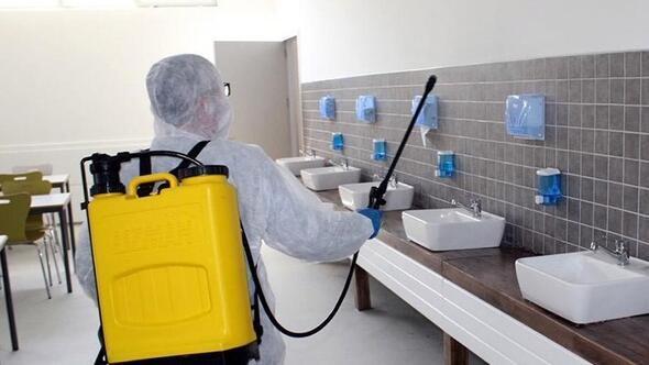 İstek İzmir Okulları'ndan virüs önlemleri