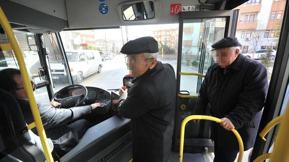 Toplu taşımada 65 yaş izolasyonu uygulanmalı
