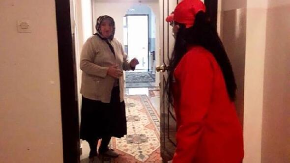 Kızılay Orhangazi Şubesi, 300 aileye yardım yapacak
