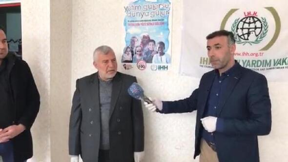 Suriyeli iş adamlarından 'Vefa' uygulamasına destek