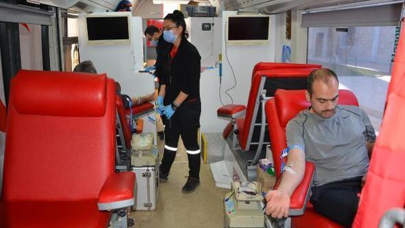 Korkutelide kan bağışı