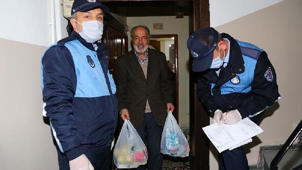 Kağıthane Belediyesi, 65 yaş üstü ve hastalar için özel yardım ekibi kurdu