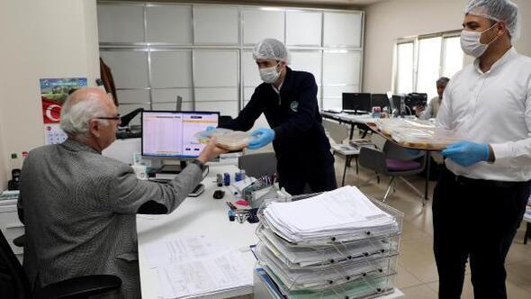 Talasta virüs temizliği sürüyor