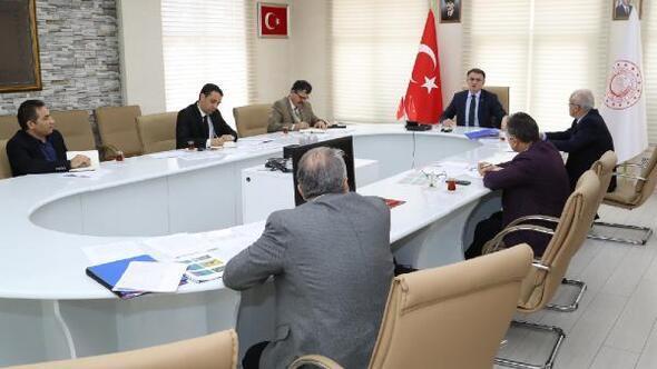 Vali Balcı: Tarımsal ve hayvansal üretim devam edecek