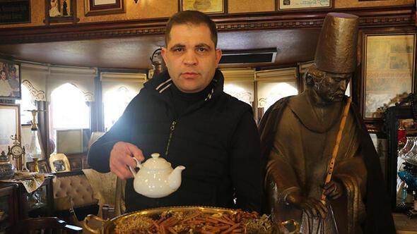 Manisaya özgü 150 yıllık şifa kaynağı sultan çayı