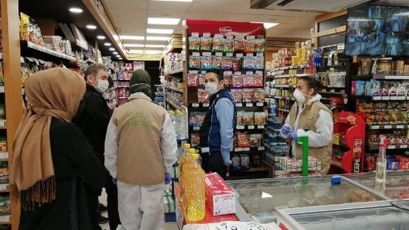 Rize'de çalışanların maske takması zorunlu oldu