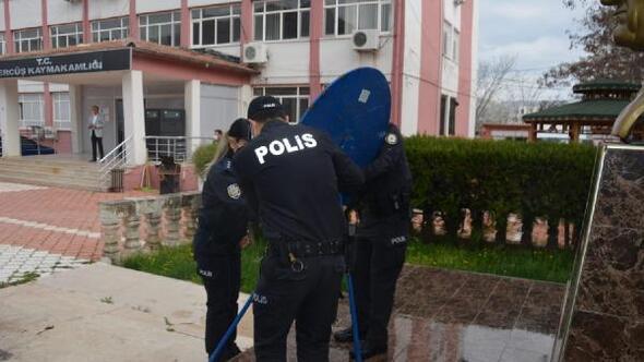 Polis Haftası kutlamalarında sosyal mesafe korundu
