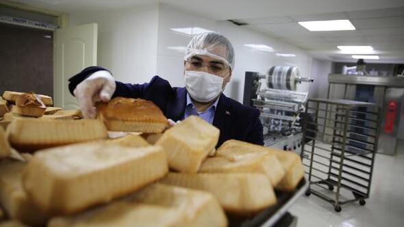 Çölyak hastalarına ekmek hizmeti