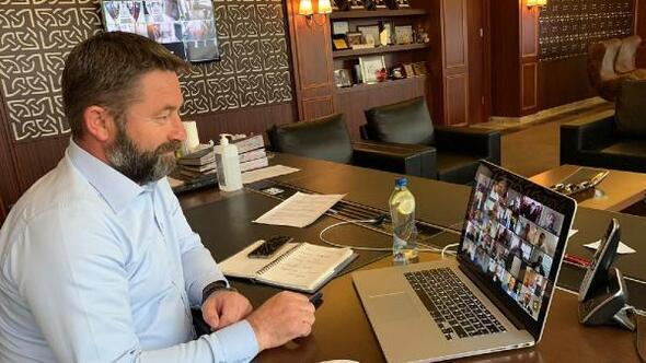 Çerkezköy TSO Başkanı Kozuva: Zor günleri birlikte atlatacağız