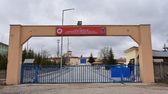 Kırıkkalede cezaevinden tahliyeler başladı