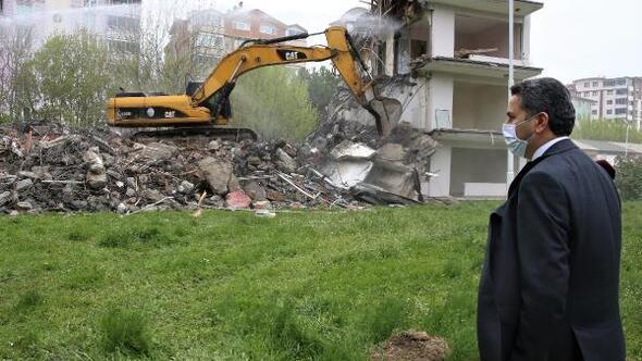 Başkan Eroğlu: 2020 yılında şehir parkı hizmete girecek