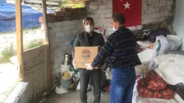 Vakıflar Bölge Müdürlüğünden 3 ilde 1251 kişiye yardım