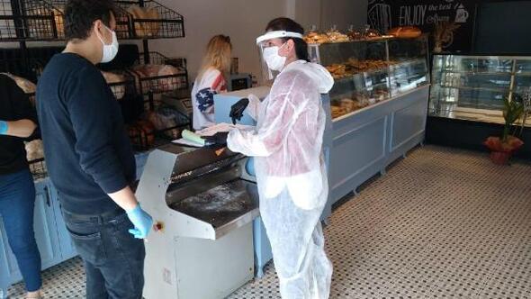 Manyasta gıda üretimi yapan ve satan iş yerleri denetlendi