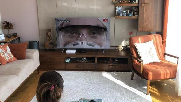 Koronavirüs etkisi; Televizyon izleme oranı yüzde 23 arttı