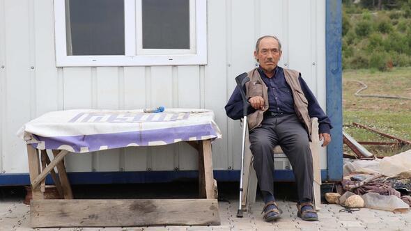 Emekli Ali Amca kolay kredi kurbanı oldu
