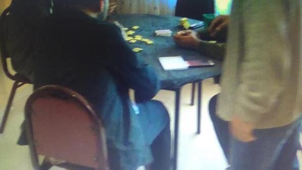 Tekirdağda evde kumar oynayan 5 kişiye 19 bin lira para cezası