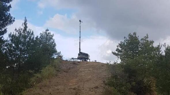 Hatay ormanları insansız kulelerle gözetlenecek