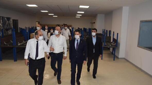 AK Parti Adana İl Başkanı Ay:Ceyhan Devlet Hastanemiz yakında hizmete girecek